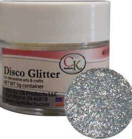 CK Products Techno Glitter - AMERICAN SILVER