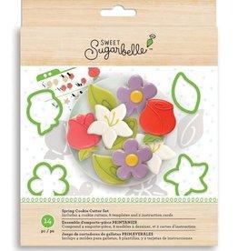 American Crafts Sweet Sugarbelle Cookie Cutter Set (Spring)