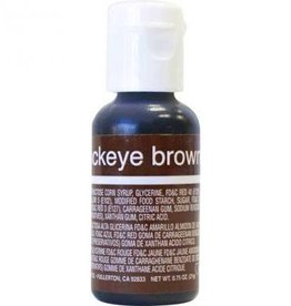 Buckeye Brown Chefmaster Liqua-gel 3/4 ounce