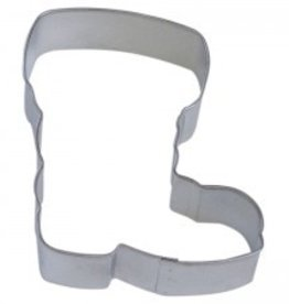 """R and M Santa Boot Cookie Cutter (4"""")"""