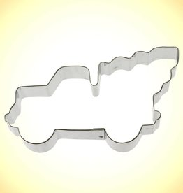 "Foose Truck with Christmas Tree Cookie Cutter (5"")"