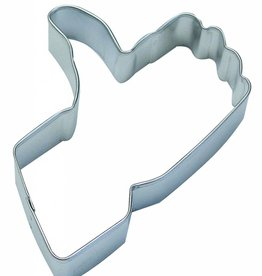 "R and M Thumbs Up Cookie Cutter (4"")"