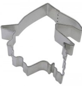 """R and M Witch Face Cookie Cutter (3.5"""")"""