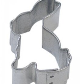 R and M Mini  Bunny (Sitting) Cookie Cutter