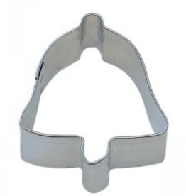 R and M Mini Bell Cookie Cutter