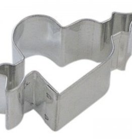 R and M Mini Heart with Arrow Cookie Cutter