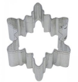 R and M Mini Snowflake Cookie Cutter
