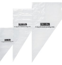 "Decopac KeeSeal Disposable Pastry Bags 12"" (10 count)"