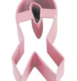 R and M Awareness Ribbon Cookie Cutter(coated steel) 3.75""
