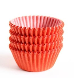 Viking Orange Baking Cups Mini (45-55 ct)
