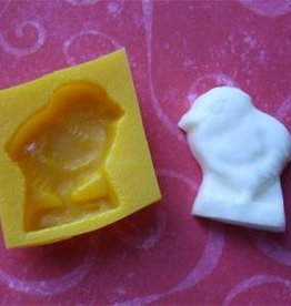 Voorhees Chick Mint Mold