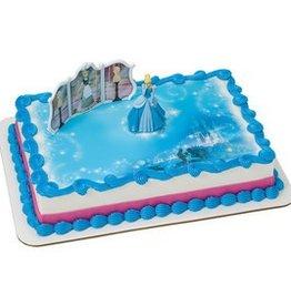 Deco Pack Cinderella Cake Topper