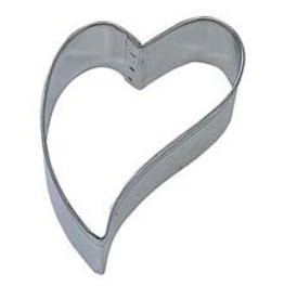 "R and M Folk Art Heart Cookie Cutter (3"")"