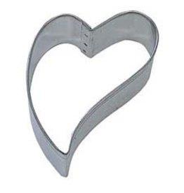 """R and M Folk Art Heart Cookie Cutter (3"""")"""
