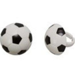 Decopac Soccer Ball Rings (12 per pkg)