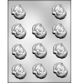 CK Products Santa Face Chocolate Mold