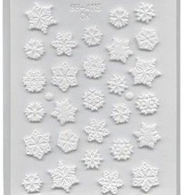 Snowflake Chocolate Mold