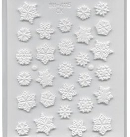 CK Snowflake Hard Candy Mold