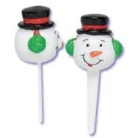 Decopac Snowman Picks (12ct)