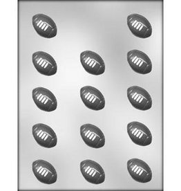 "CK Products Football (1-1/2"") Chocolate Mold"
