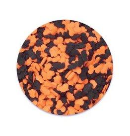 Decopac Halloween Blend Quins (Orange & Black)