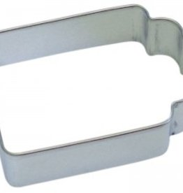 "R and M Gift Tag Cookie Cutter (3"")"