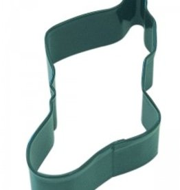 R and M Stocking Cookie Cutter - (coated steel)