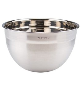Tovolo 7.5 Qt. Stainless Steel Mixing Bowl