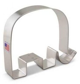 """CK Products GOP Elephant Cookie Cutter (3-5/8"""")"""