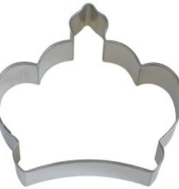 "R and M Imperial Crown Cookie Cutter (3.5"")"