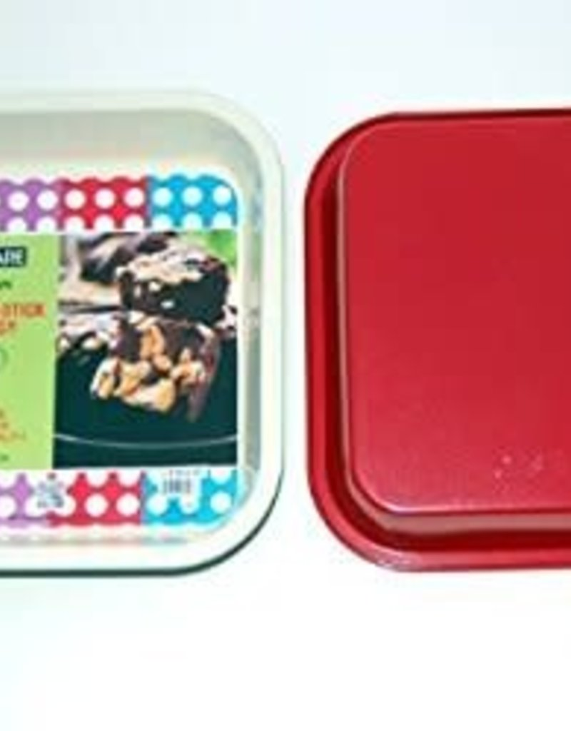 "Casa Ware Square Pan 8'"" (Red)"