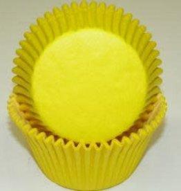 Viking Yellow Jumbo Baking Cups (40-50ct)