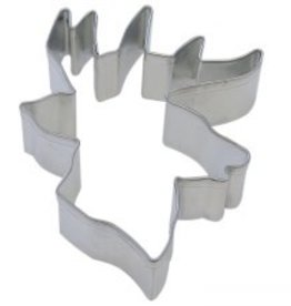 """R and M Deer Head Cookie Cutter (4"""")"""