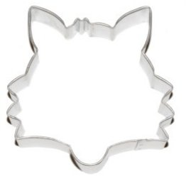 """R and M Fox Cookie Cutter 3.5"""""""