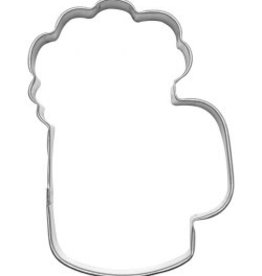 R and M Mug Cookie Cutter 3.5""