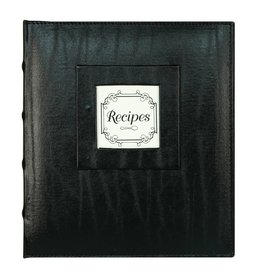 CR Gibson Pocket Page Recipe Book (Initial Gourmet)