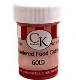 Gold Powder Food Coloring (3 Grams)