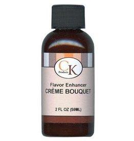 CK Products Creme Bouquet Flavor Enhancer, 2oz.