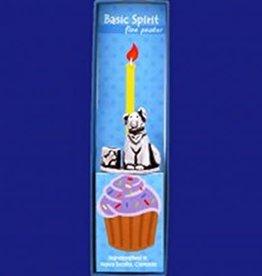 Basic Spirit Birthday Candle Holder (Dog)