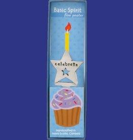 Basic Spirit Birthday Candle Holder (Celebrate)