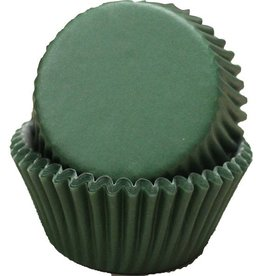 CK Products Green (Dark) Baking Cups (30-40ct)