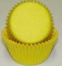 Viking Yellow Baking Cups Mini (40-50ct)