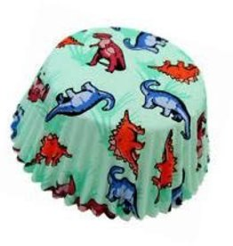 Fox Run Baking Cups (Dinosaur)