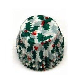 Holly Candy Cups #6