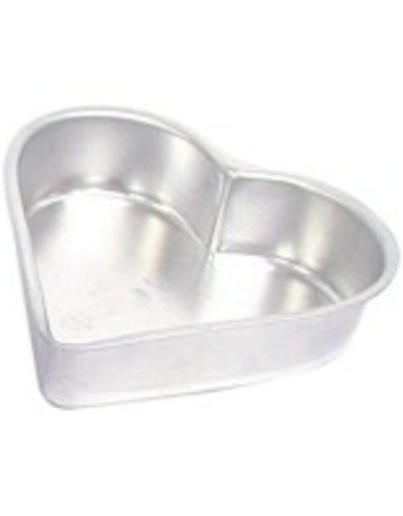 R and M Heart Pan, 4-inch