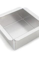 "Parrish / Magic Line 16"" X 16"" X 3"" Square Baking Pan"