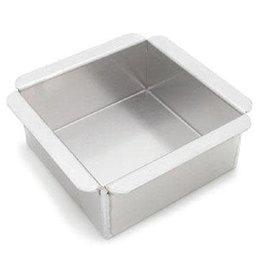 "Parrish / Magic Line 12"" X 12"" X 2"" Square Baking Pan"