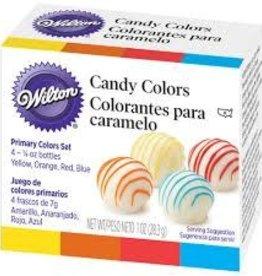 Wilton Candy Colors 4 Color Set