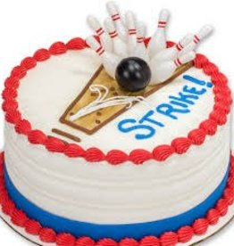 Deco Pack Bowling Cake Topper