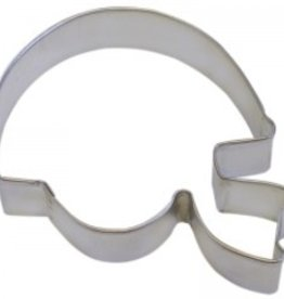 "R and M Football Helmet Cookie Cutter (4.5"")"